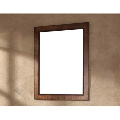 "James Martin Furniture Loial 30"" x 38.5"" Bathroom Wall Mirror"