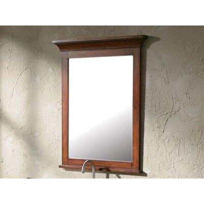 "James Martin Furniture Elana 38.25"" x  30.25"" Vanity Mirror"