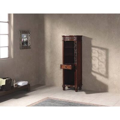 James Martin Furniture Lalita Bathroom Linen Cabinet