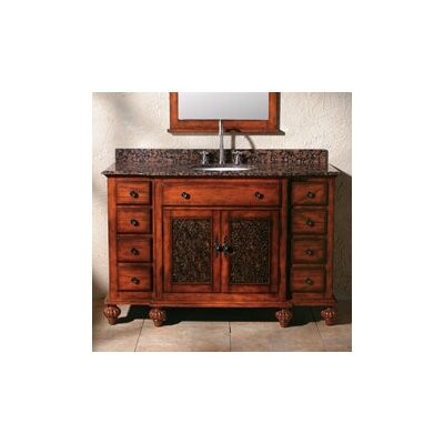 "James Martin Furniture Elana 53.25"" Bathroom Vanity Set"