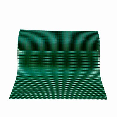 Mats Inc. World's Best Barefoot Mat 3' x 30' Safety and Comfort Mat in Forest Green