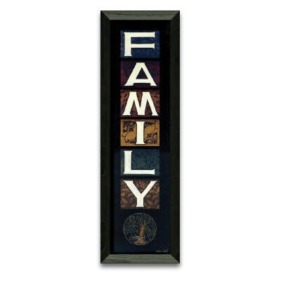 Timeless Frames Family Art Print Wall Art