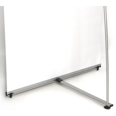 Orbus Inc. Lightning Economy Tension-Back Banner Stand
