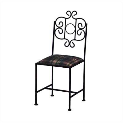 Grace Collection French Bar Side Chair