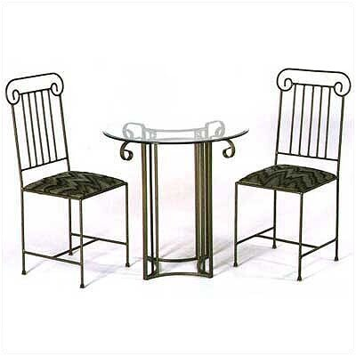 Grace Collection Roman Bar Side Chair