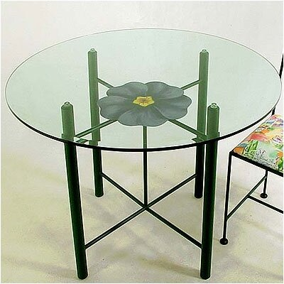 Grace Collection Art / Medallion Dining Table