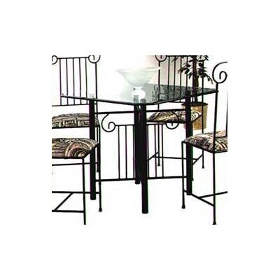 Grace Collection Roman Column Dining Table