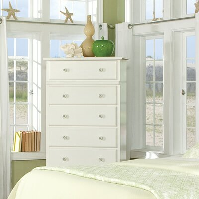 Harden Manufacturing Outer Banks 5 Drawer Chest