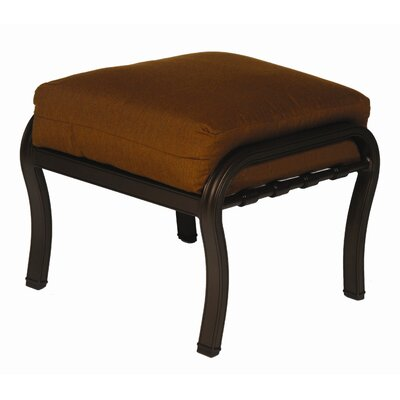 Suncoast Fusion Ottoman with Cushion