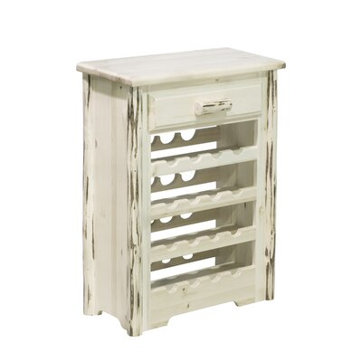Montana Woodworks® Montana 16 Bottle Wine Rack