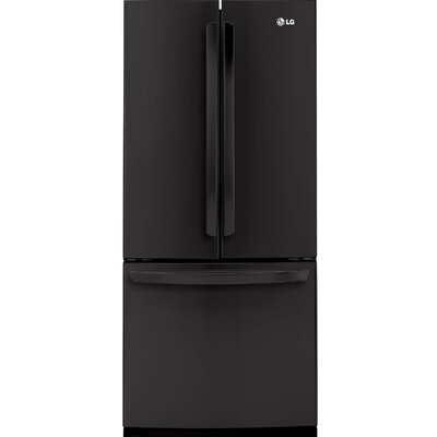 Energy Star 19.7 Cu. Ft. French Door Refrigerator