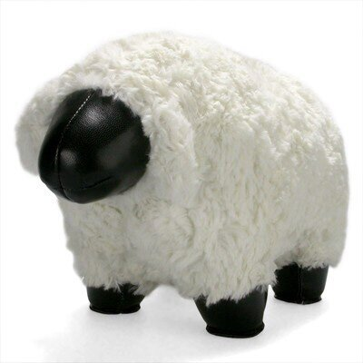 Zuny Nell the Sheep Bookend