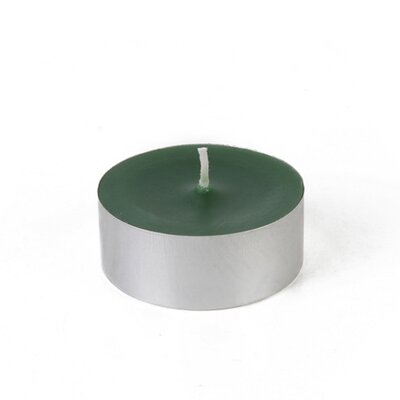 Zest Candle Mega Oversized Tin Tealight