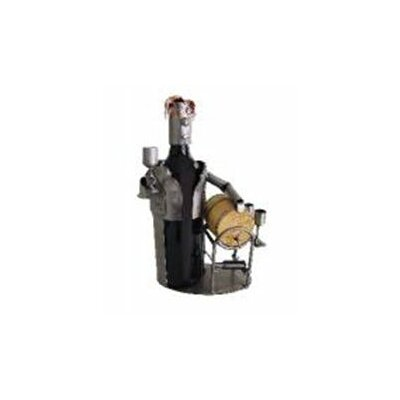 H & K SCULPTURES Wine Taster Wine Caddy