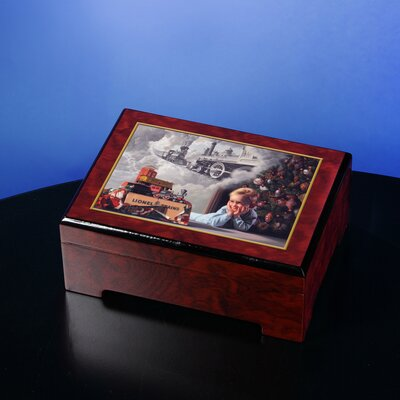 "San Francisco Music Box Byerley ""The General"" Music Box"