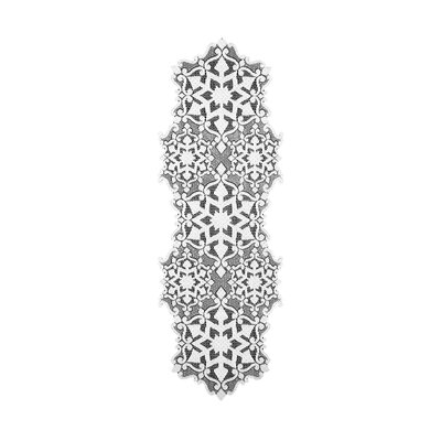 Heritage Lace Glisten Table Runner