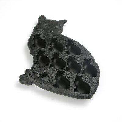 Lekue Classic Cat Ice Cube Tray