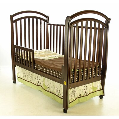 Dream On Me Tuscany Three in One Convertible Crib in Espresso