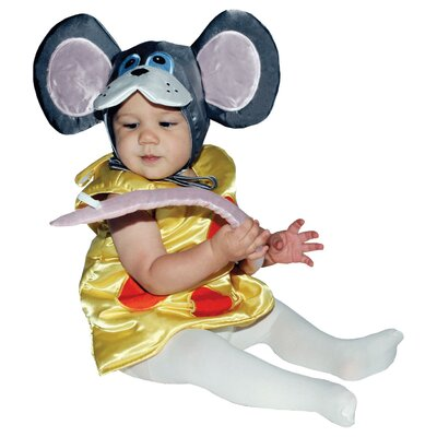 AM PM Kids! Mouse in Cheese Costume