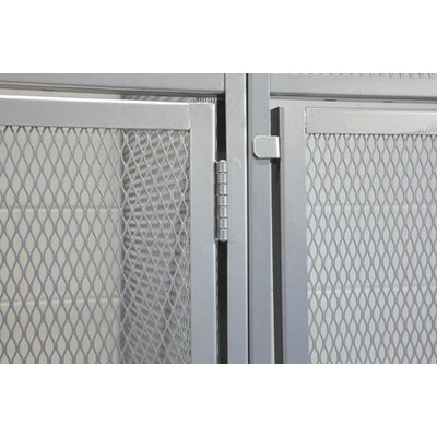 Hallowell Double Tier Bulk Storage Locker (Adder)