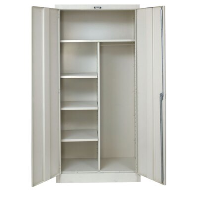 Hallowell 800 Series Combination Cabinet