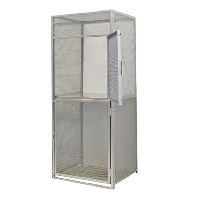 Hallowell Bulk Storage Double Tier Starter Unit (Knock-Down)