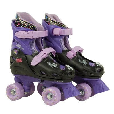 Bravo Sports Disney Fairies Adjustable Quad Skate