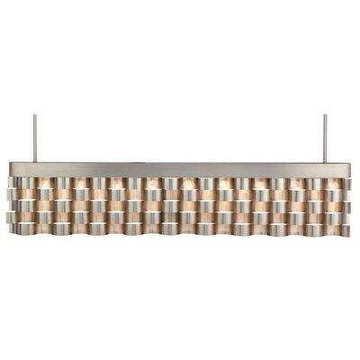 Hart Lighting Waveform Chandelier