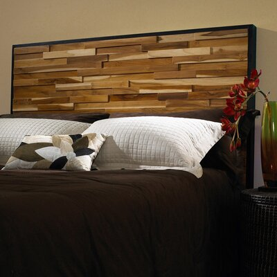 Natural Finish Wood Headboard  Wayfair