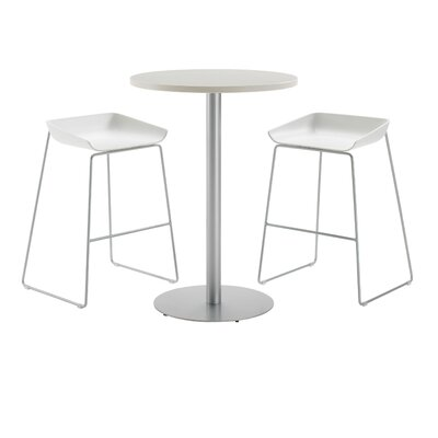 Steelcase Scoop Stool