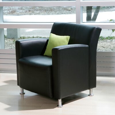 Steelcase 9Jenny Lounge Leather Lounge Chair