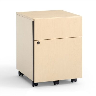 Steelcase Classic Payback Box/File Mobile Pedestal