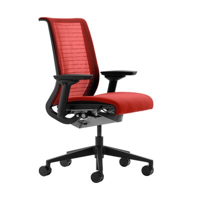 Steelcase Think Mid-Back Mesh Office Chair