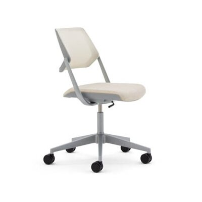 "Steelcase 33.25"" Mesh QiVi Office Chair with No Arms"