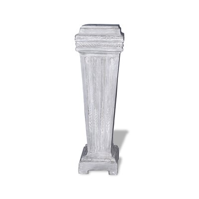ResinStone French Base Pedestal