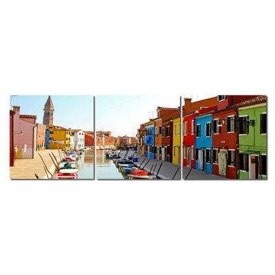 City View Modern Wall Art Decoration