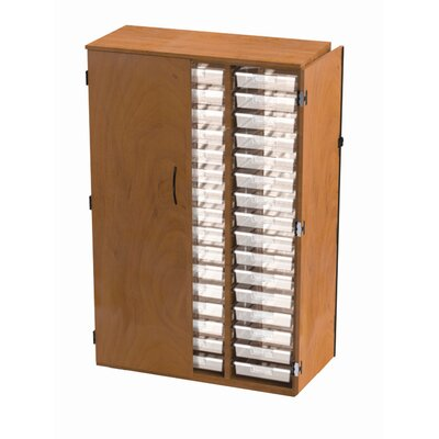 WB Manufacturing 48 Tote Storage Unit