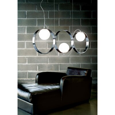 Itre Giuko 3 Light Pendant