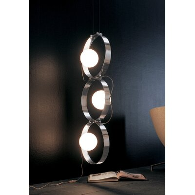 Itre Giuko Three Light Reading Lamp
