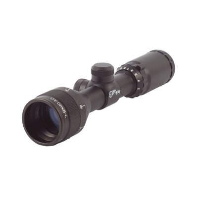 3-9x40 Shorty Forty Rifle Scope