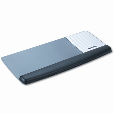 3M Gel Mouse Pad/Keyboard Rest with Wrist Rest