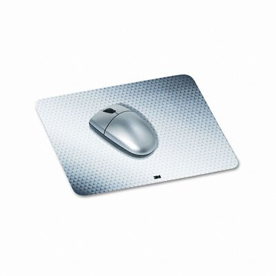 3M Precise Mouse Pad, Nonskid Repositionable Adhesive Back