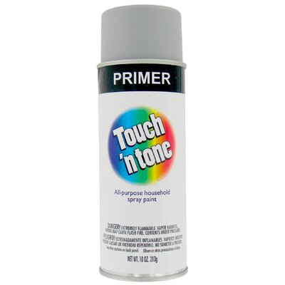DAP Primer Gray Touch ´N Tone® Spray Paint