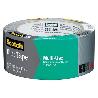 "3M 1.88"" x 30 Yards Multi Use Duct Tape"