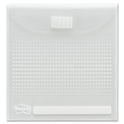 3M Post-it Poly Envelopes (3 Per Pack)