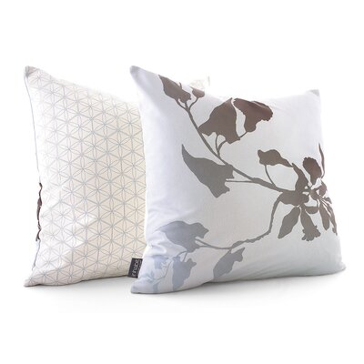 Inhabit Morning Glory Organic Bamboo Pillow
