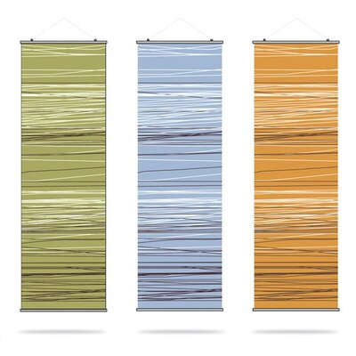 Inhabit Rain Slat Hanging Panel Collection
