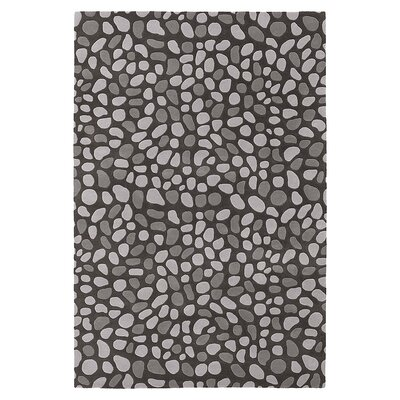 Inhabit Pumice Stone Rug in Slate