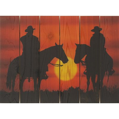 Gizaun Art Happy Trails Wall Art