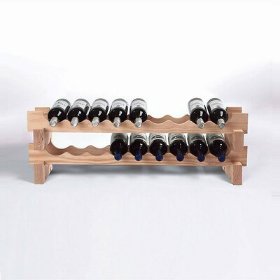 18 Bottle Wine Rack